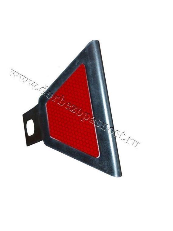 Светоотражатель дорожный КД-4 металл 1,5 мм, картинки, фото, купить, цена, Краснодар, Безопасность дорог