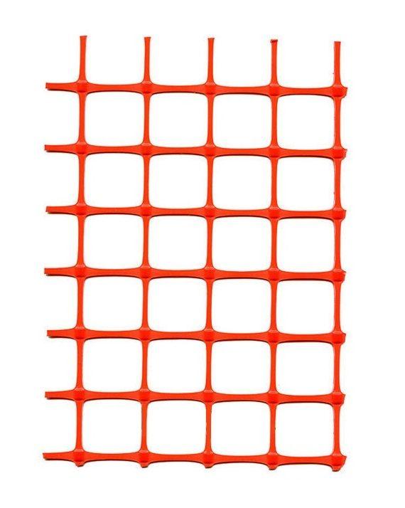 Сетка пластиковая оградительная «Барьер» А-45 (1.3*25 м), картинки, фото, купить, цена, Краснодар, Безопасность дорог