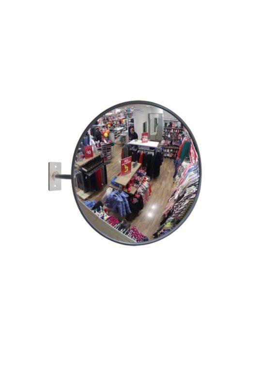 Зеркало 300 мм для помещений круглое с гибким кронштейном, картинки, фото, купить, цена, Краснодар, Безопасность дорог
