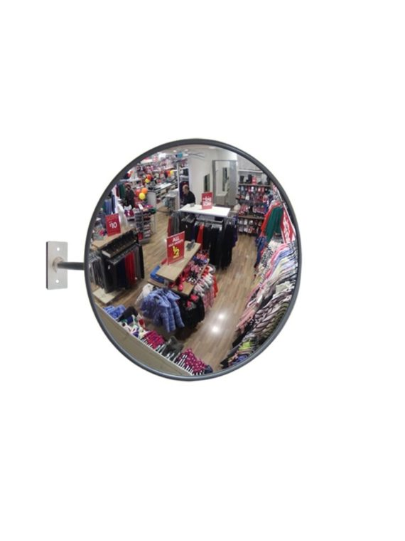 Зеркало 500 мм для помещений круглое с гибким кронштейном, картинки, фото, купить, цена, Краснодар, Безопасность дорог