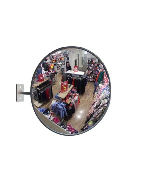 Зеркало 600 мм для помещений круглое с гибким кронштейном, картинки, фото, купить, цена, Краснодар, Безопасность дорог
