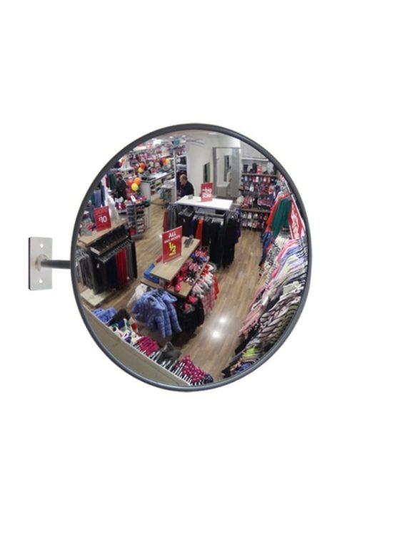 Зеркало 700 мм для помещений круглое с гибким кронштейном, картинки, фото, купить, цена, Краснодар, Безопасность дорог
