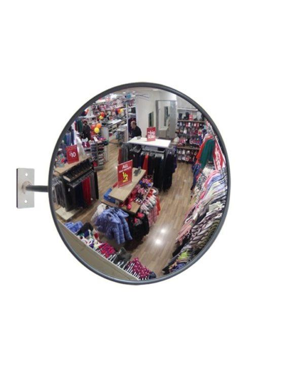 Зеркало 800 мм для помещений круглое с гибким кронштейном, картинки, фото, купить, цена, Краснодар, Безопасность дорог