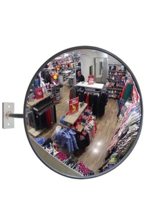 Зеркало 900 мм для помещений круглое с гибким кронштейном, картинки, фото, купить, цена, Краснодар, Безопасность дорог