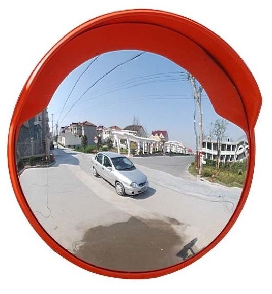 Зеркало уличное с козырьком 900 мм с устройством подогрева, картинки, фото, купить, цена, Краснодар, Безопасность дорог
