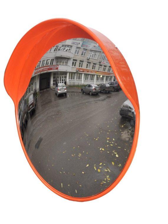 Зеркало сферическое ЗС-1000 с козырьком, картинки, фото, купить, цена, Краснодар, Безопасность дорог
