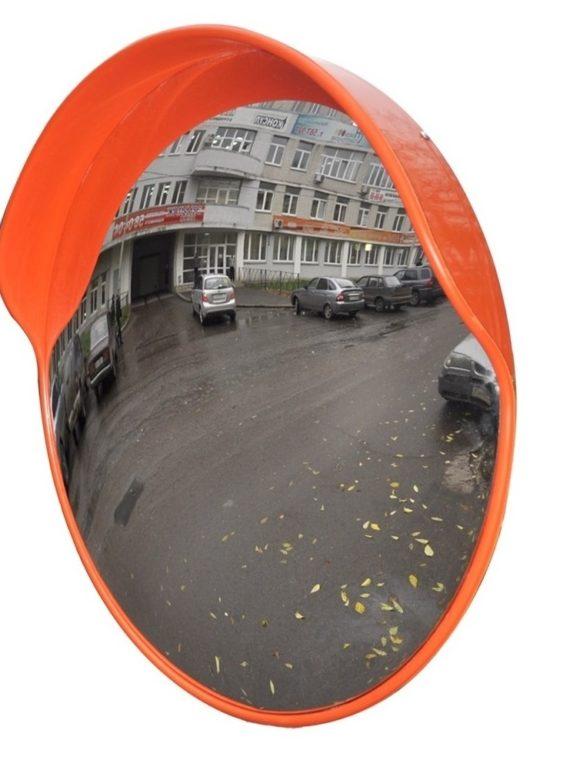 Зеркало сферическое ЗС-1200 с козырьком, картинки, фото, купить, цена, Краснодар, Безопасность дорог