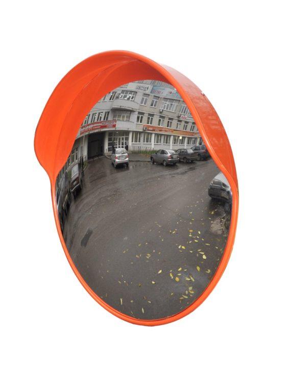 Зеркало сферическое ЗС-600 с козырьком, картинки, фото, купить, цена, Краснодар, Безопасность дорог