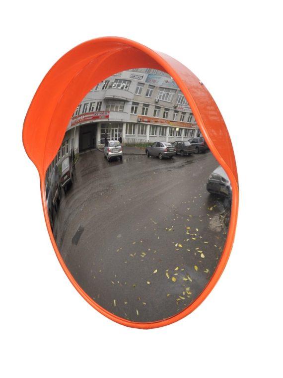 Зеркало сферическое ЗС-800 с козырьком, картинки, фото, купить, цена, Краснодар, Безопасность дорог