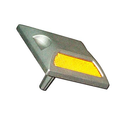 Светоотражатель дорожный КД-3-2 алюминиевый на ножке, картинки, фото, купить, цена, Краснодар, Безопасность дорог